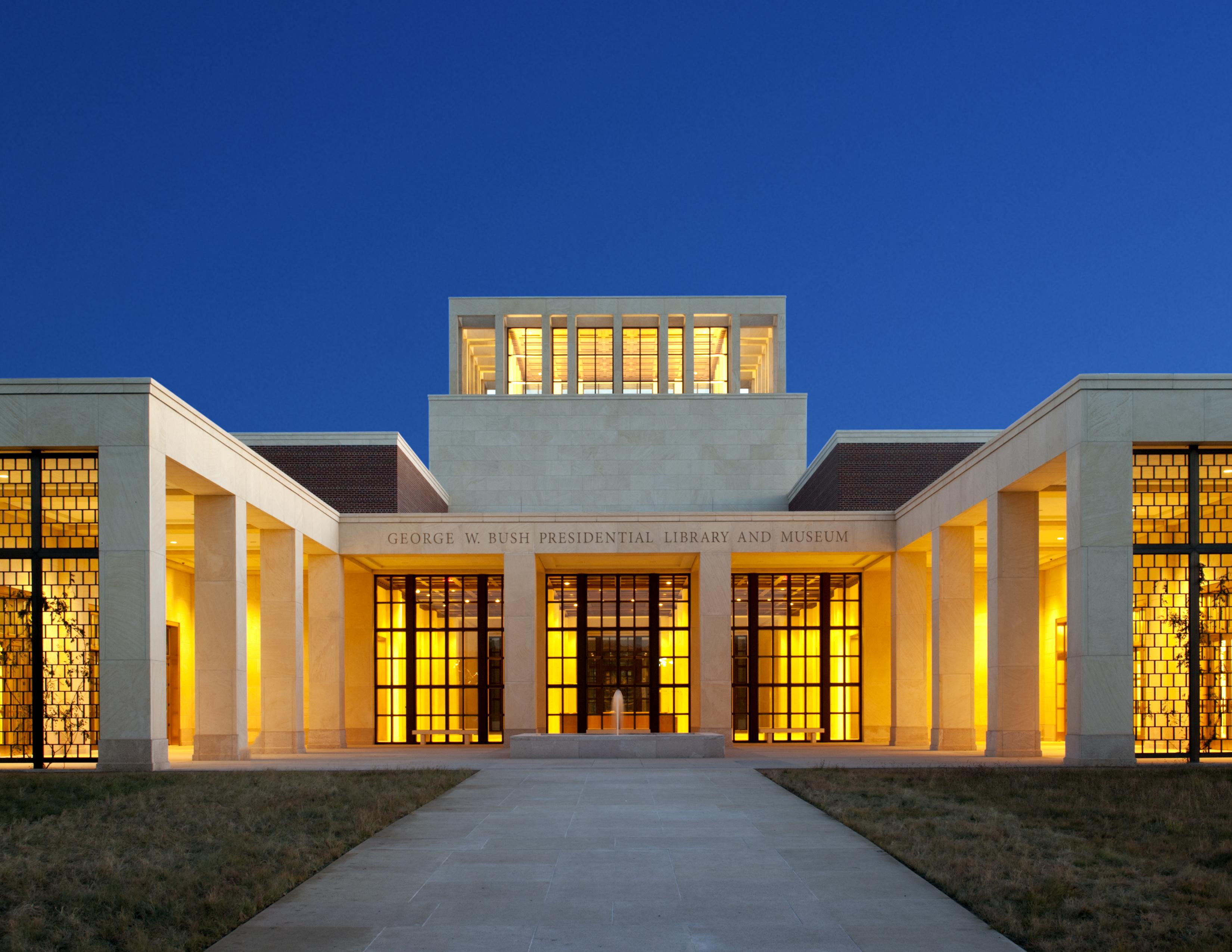 Bush Center Dallas