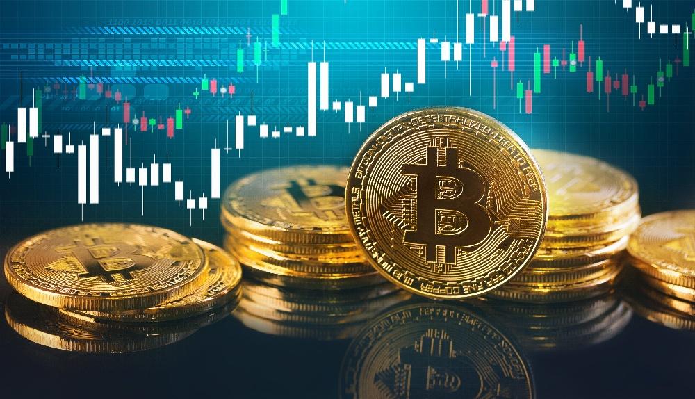 Bitcoin Gold Coins-1