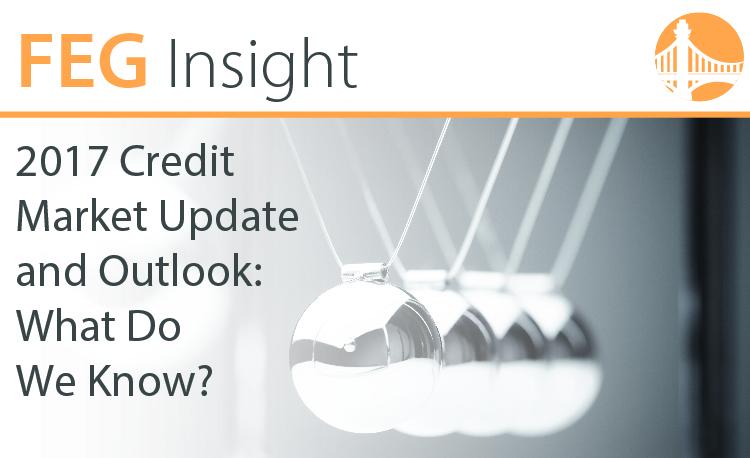 FEG Insight - Credit Market Outlook