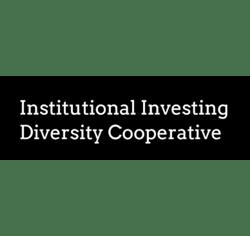 Institutional Investing Diversity Coorperative Logo