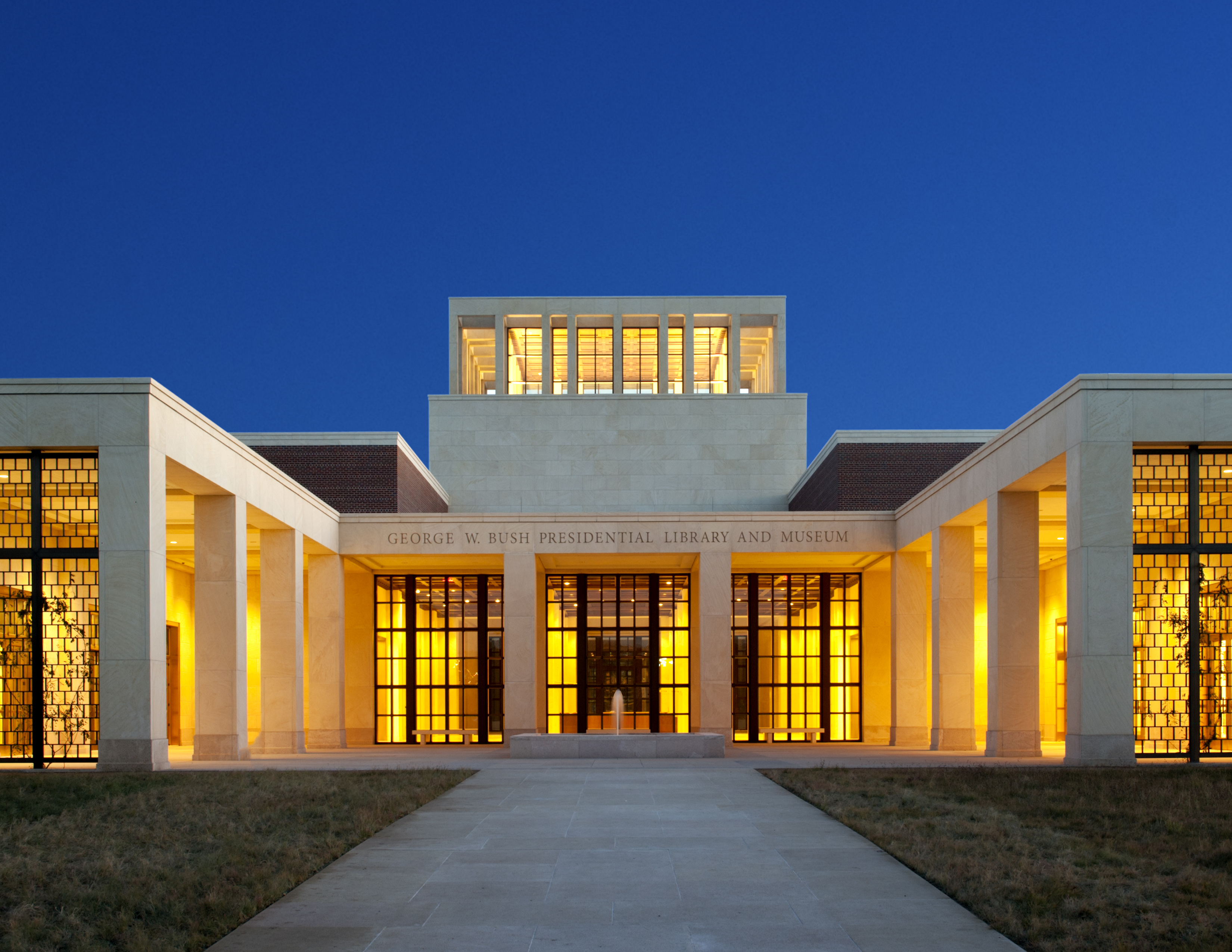 Bush Center - approved image